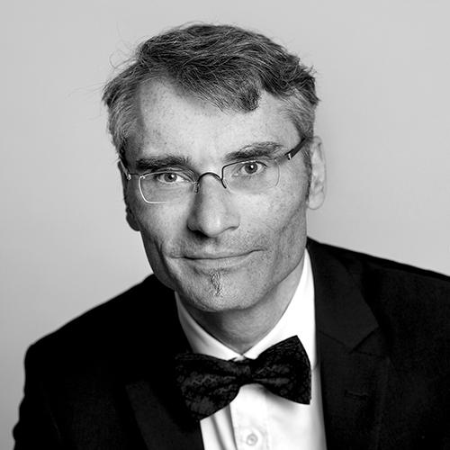 Portrait von Joachim Siegel